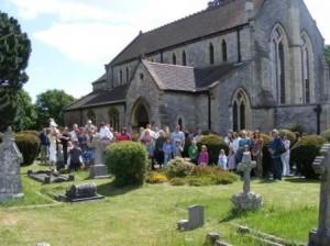 Friends of Churchyard @ Church