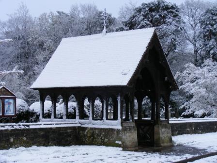 Lytchgate_snow