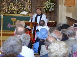 Choir Practice @ Church