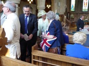 Wedding Meeting @ Church Hall Lounge